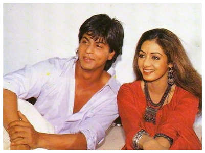 Why Sridevi was replaced in SRK's Baazigar