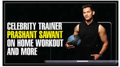 Celebrity trainer Prashant Sawant is keeping B-Town's fitness enthusiasts motivated, and how!