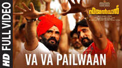Check Out Popular Malayalam Trending Official Music Video Song 'Va Va Pailwaan' From Movie 'Pailwaan' Sung By Deepesh and MC Vicky Featuring Kichcha Sudeepa and Suniel Shetty