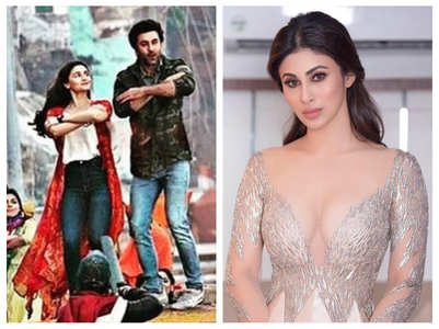 Mouni: Alia-Ranbir are like fire on screen