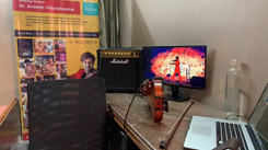 Bangalore Times Home Concerts - Live with Aneesh Vidyashankar