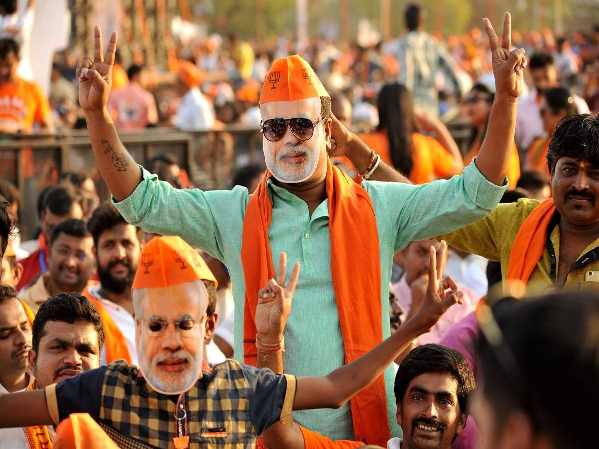 Bihar Assembly Election 2020: Why BJP will not hold public rallies in post- coronavirus Bihar assembly polls | India News - Times of India