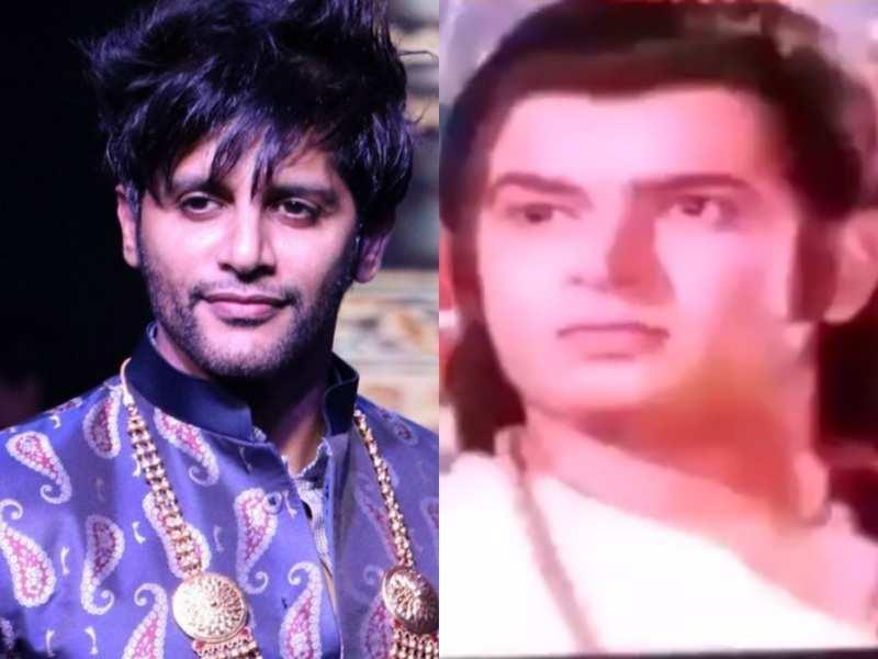 Netizens slam Karanvir Bohra for posting Ramayan's meme; actor says 'learn to have a good sense of humour'