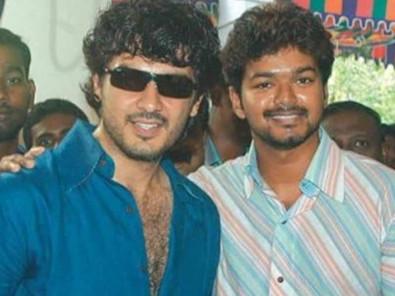 Singer Suchitra reveals the one thing that Ajith envied about Vijay