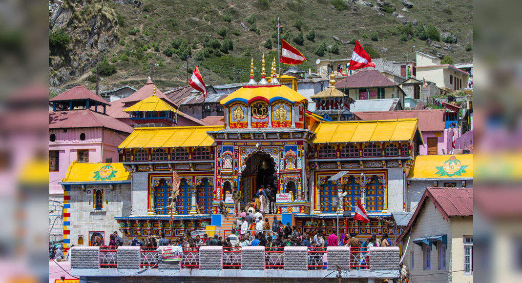 Badrinath Temple in Uttarakhand opens without devotees today, first puja conducted on PM Modi's behalf, Badrinath