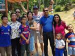 Mary Kom thanks Delhi Police for making son's birthday 'special'