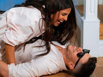 Nick Jonas on spending lockdown with PC