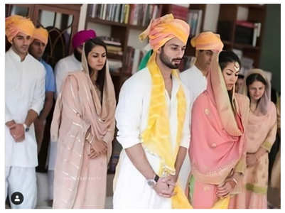 Shahid-Mira's unseen wedding day picture