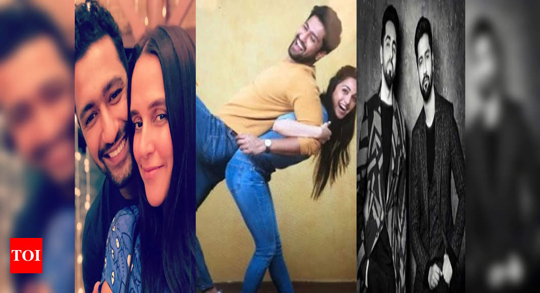 Taapsee Pannu, Katrina Kaif, Karan Johar and other stars pour in wishes as Vicky Kaushal turns 32 – Times of India