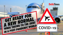 Get ready for a new normal when taking to the skies in a post-pandemic world