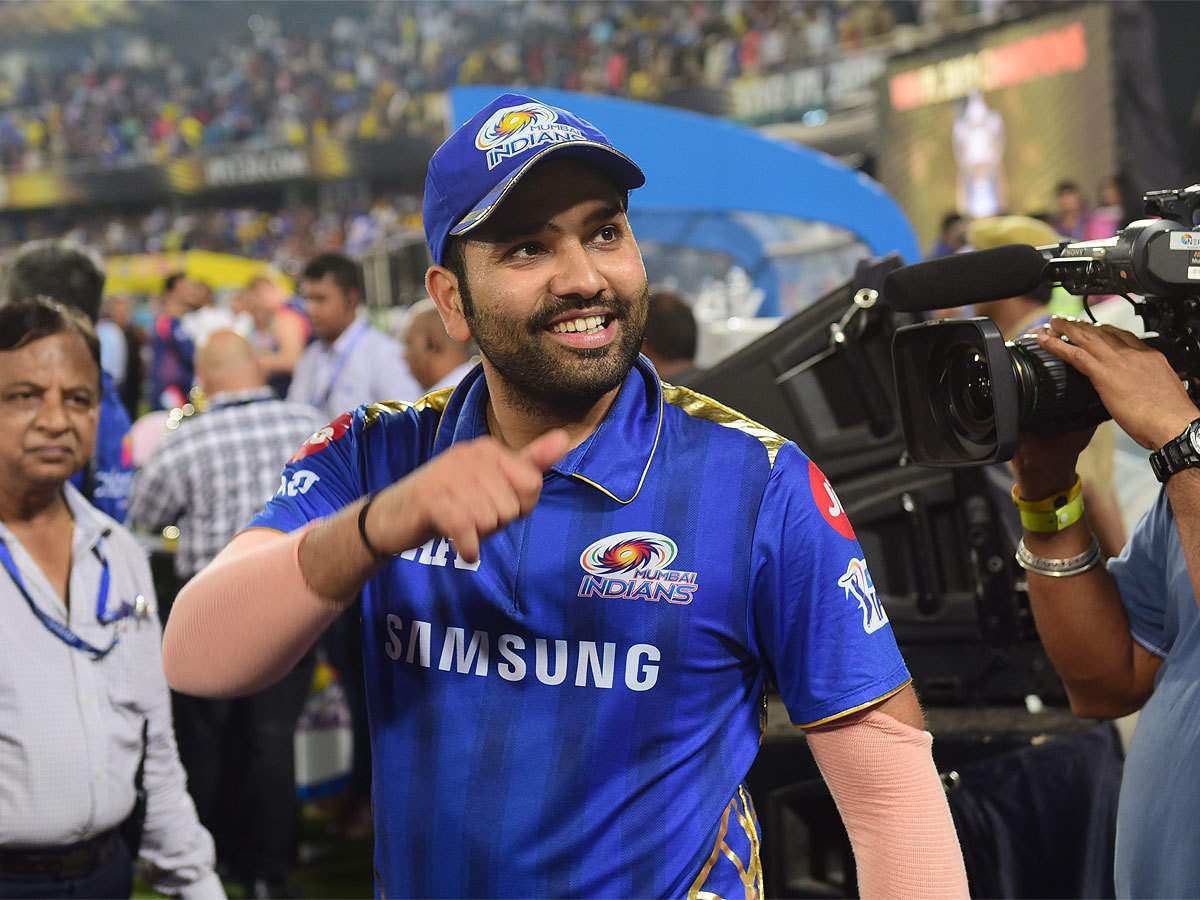 Got to know of Mumbai Indians' professionalism when I became skipper: Rohit Sharma | Cricket News - Times of India