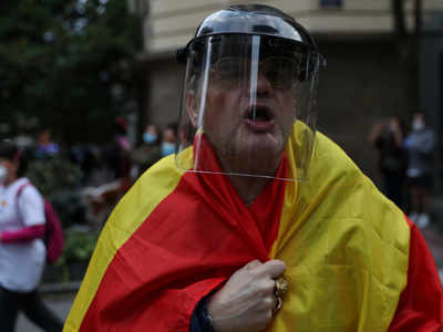 Spain S Daily Covid 19 Deaths Below 100 For First Time In Two