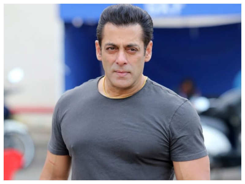 An actor files complaint against an imposter for offering a role in Salman Khan's next?