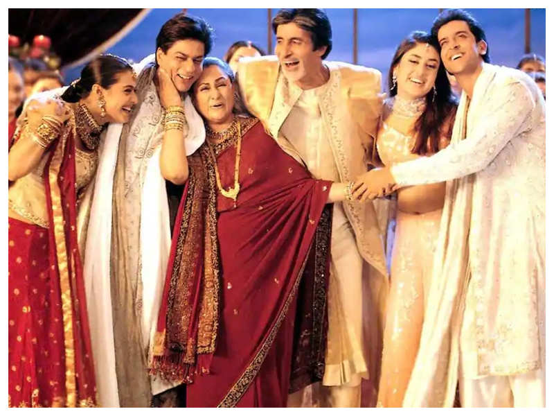 Did you know that Shah Rukh Khan, Kajol, and Amitabh Bachchan were distant with Hrithik Roshan on the sets of 'Kabhi Khushi Kabhie Gham'?