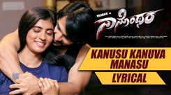 Kannada Song 2020: Watch New Kannada Lyrical Song Music Video - 'Kanusu Kanuva Manasu' from 'Naanonthara' Featuring Taarak Shekarappa and Rakshika