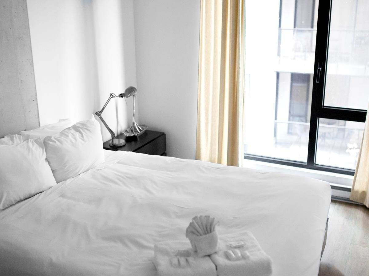 Airy Cotton Bed Sheets For A Restful Sleep Routine Most Searched Products Times Of India