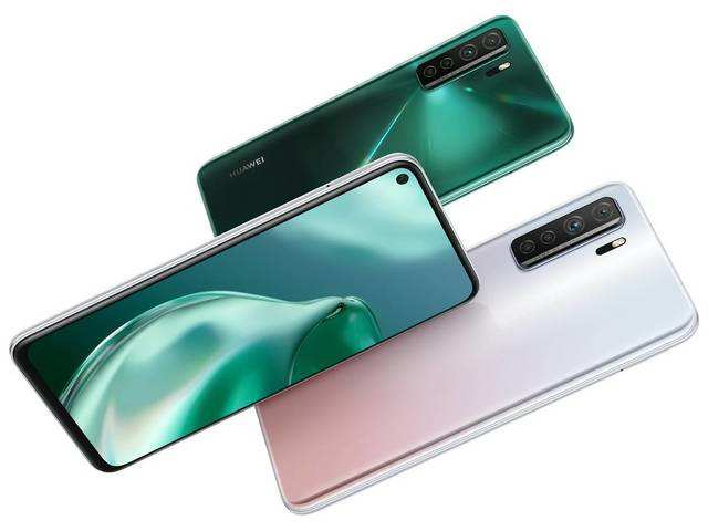 Huawei P40 Lite 5G smartphone with quad-camera launched