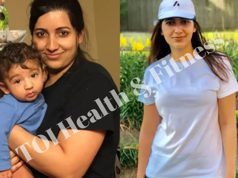 Weight Loss Intermittent Fasting Helped This Health Coach Shed Her Postpartum Weight Times Of India