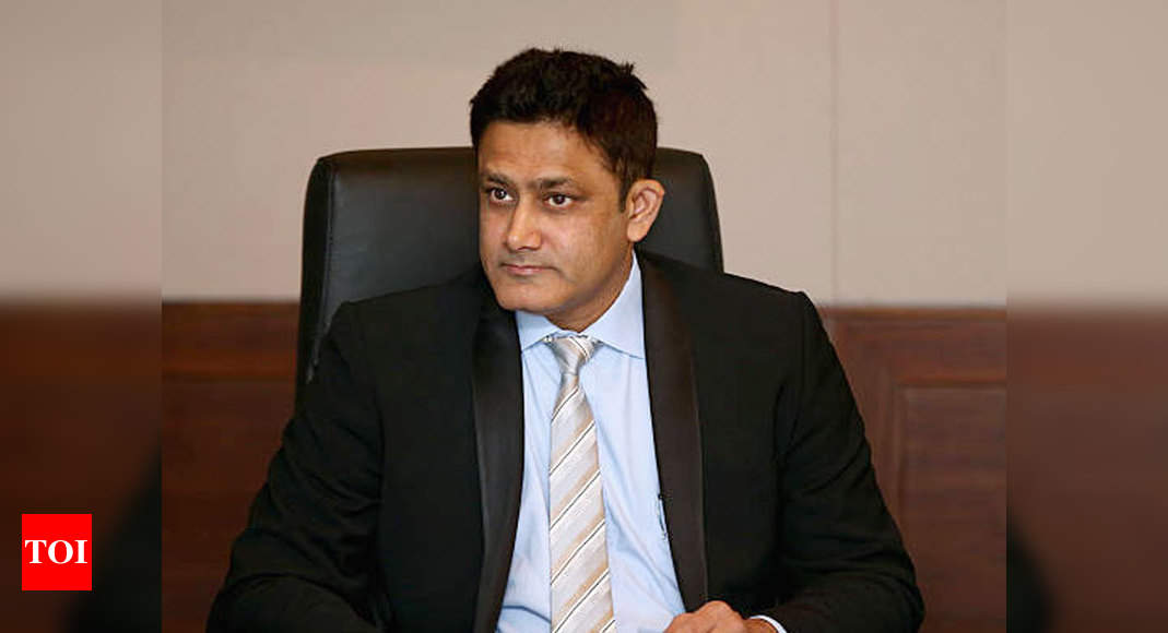 Kumble-led ICC committee recommends ban on saliva due to COVID-19 pandemic – Times of India