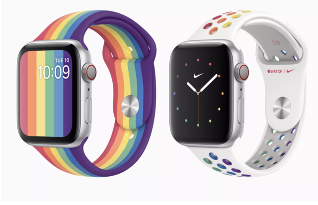 Apple launches new Watch Series bands
