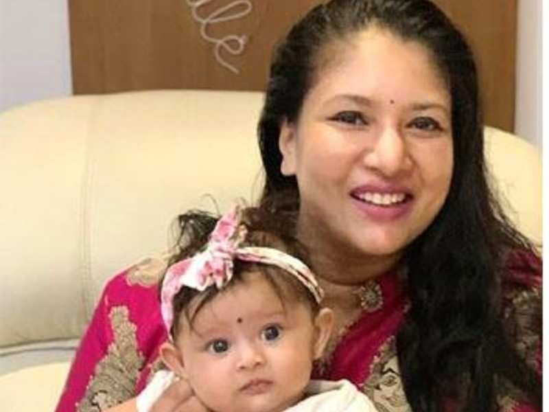 Sindhooram star Sanghavi delivers baby girl