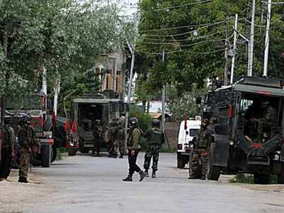 Encounter breaks out between militants, security forces in Srinagar