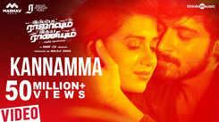 Watch Popular Tamil Music Video Song 'Kannamma' From Movie 'Ispade Rajavum Idhaya Raniyum' Sung By Anirudh