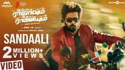 Check Out Popular Tamil Music Video Song 'Sandaali' From Movie 'Ispade Rajavum Idhaya Raniyum' Sung By Paul Prakash