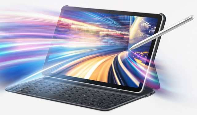 Honor Tablet V6 7250mAh battery launched