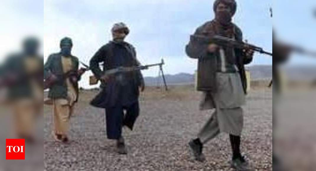 afghanistan:  Afghan forces repel Taliban attack on key city: officials – Times of India