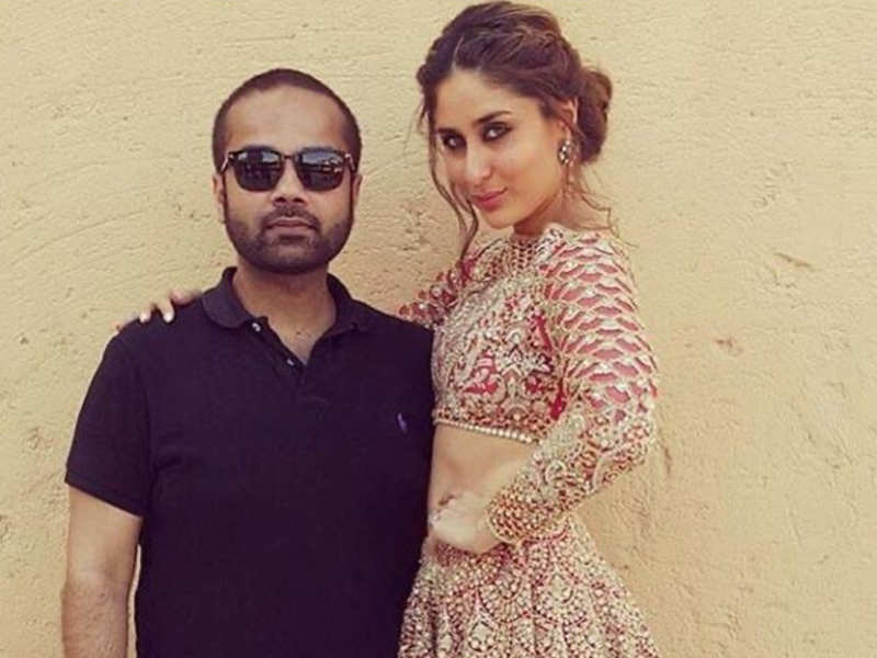 5 Times Kareena Kapoor Khan Proved She S The Perfect Bridal Muse For Pakistani Designer Faraz Manan Times Of India