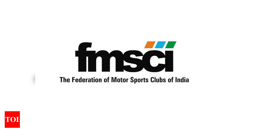 Photo of FMSCI announces initiatives to revive motorsport, awaiting clarity from govt on restarting events – Times of India