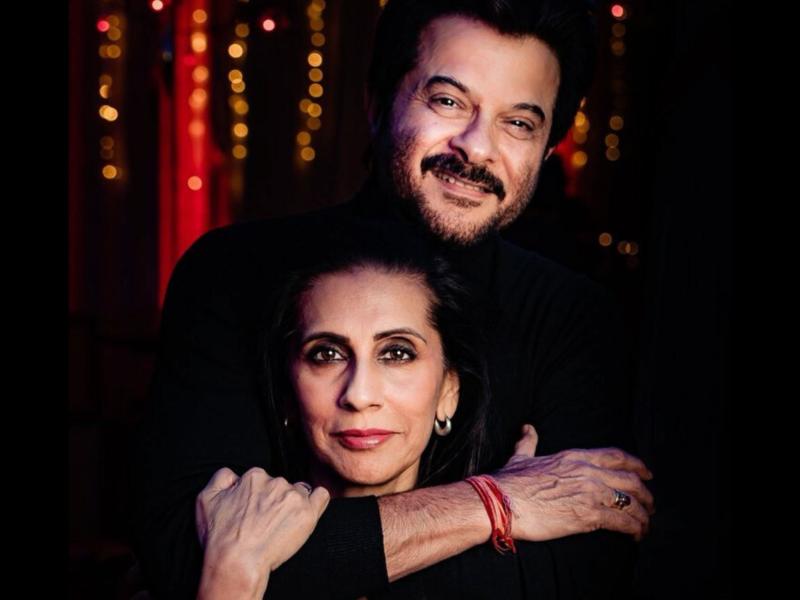 Anil Kapoor and Sunita Kapoor (Image: Instagram)