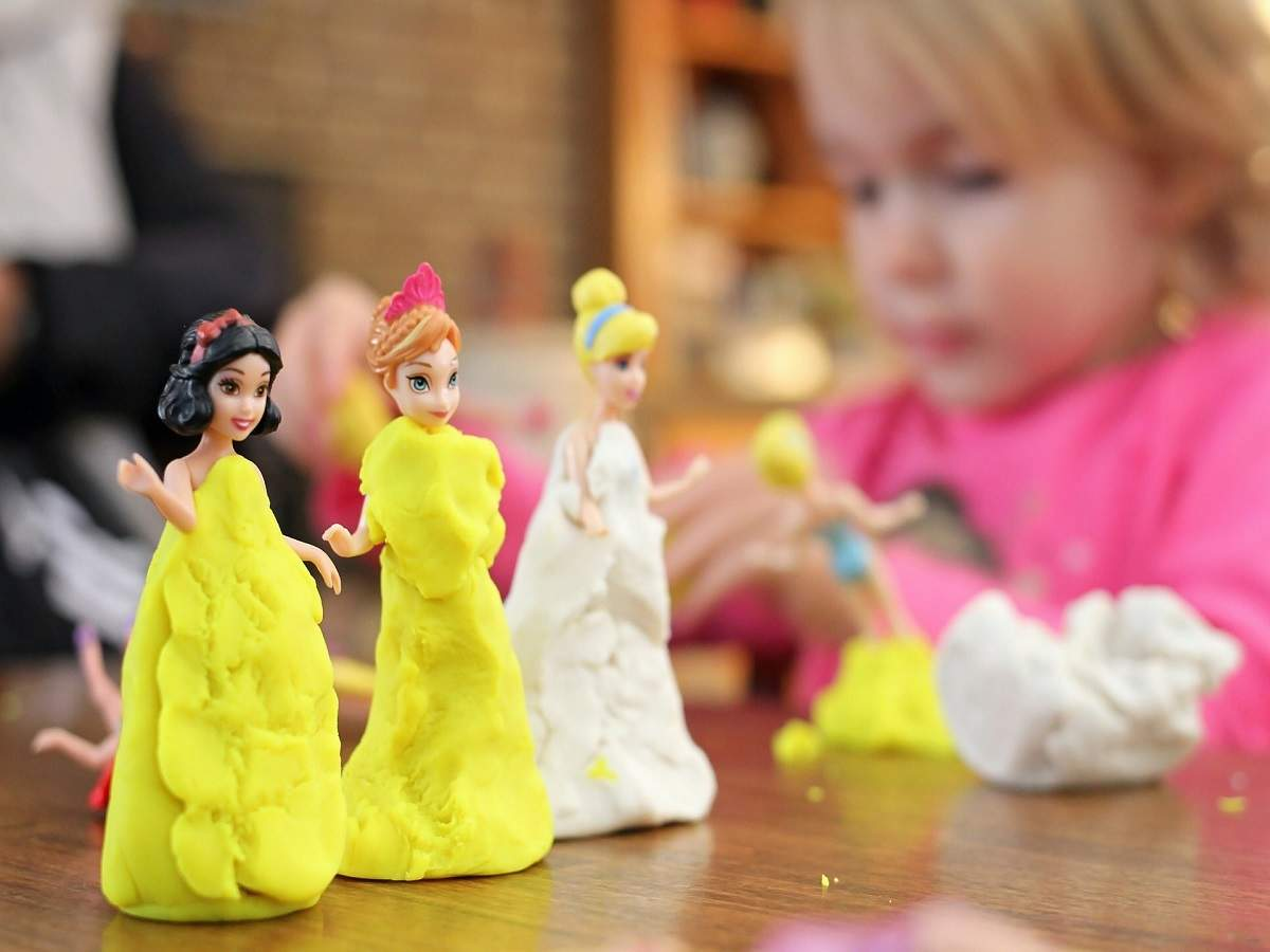 Play Dough For Toddlers Enhance Their Fine Motor Skills Creativity Most Searched Products Times Of India