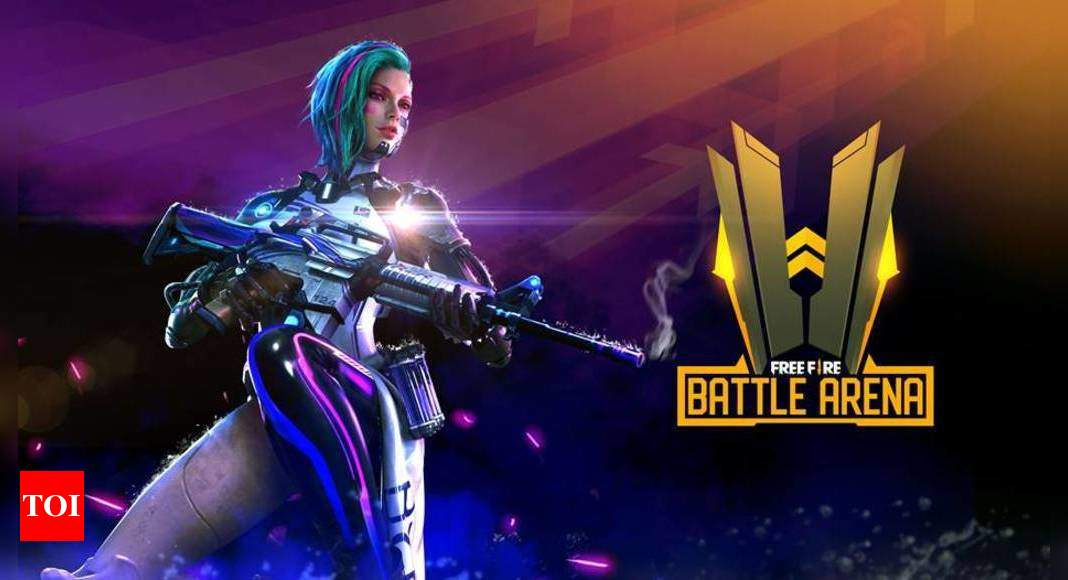 Garena Garena Announces Free Fire Battle Arena Esports Tournament All You Need To Know Times Of India