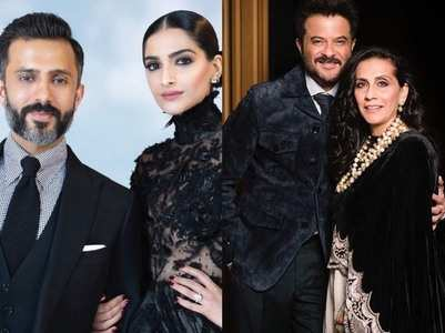 Vid: How Sonam made Anil's anniversary special