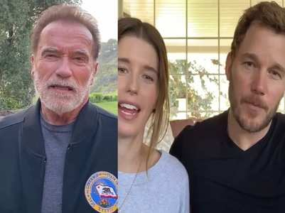 Arnold reacts to daughter's first pregnancy!