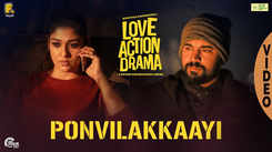 Check Out Popular Malayalam Trending Song Music Video 'Ponvilakkaayi' From Movie 'Love Action Drama' Featuring Nivin Pauly And Nayanthara