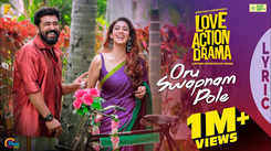 Check Out Popular Malayalam Lyrical Song Music Video 'Oru Swapnam Pole' From Movie 'Love Action Drama' Starring Nivin Pauly And Nayanthara