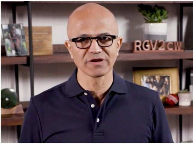 Microsoft CEO Satya Nadella has a new 'code word' for developers