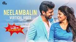 Watch Latest Malayalam Vertical Video Song 'Neelambalin' From Movie 'Oru Vadakkan Selfie' Starring Nivin Pauly And Vineeth Sreenivasan