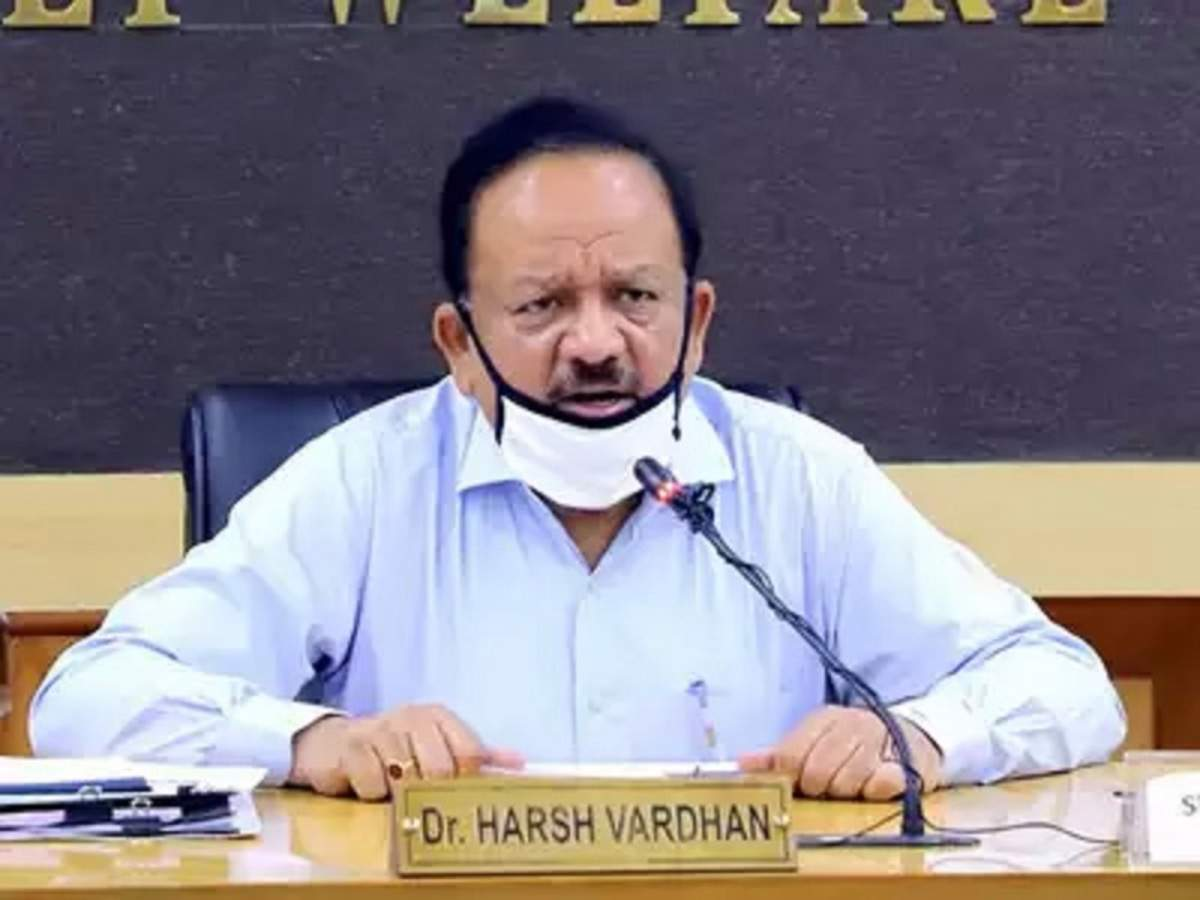 Coronavirus Outbreak: Harsh Vardhan addressed 149th Session of WHO Executive Board Meeting as he completed his tenure.