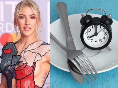 Singer Ellie Goulding fasts for 40 hours at a time