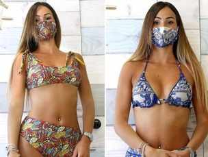 'Trikini' is the coronavirus inspired fashion trend for the summer