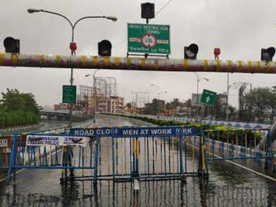 Landfall process of cyclone 'Amphan' begins