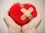 Are you struggling to get over a break-up? Here's a trick to heal your broken heart
