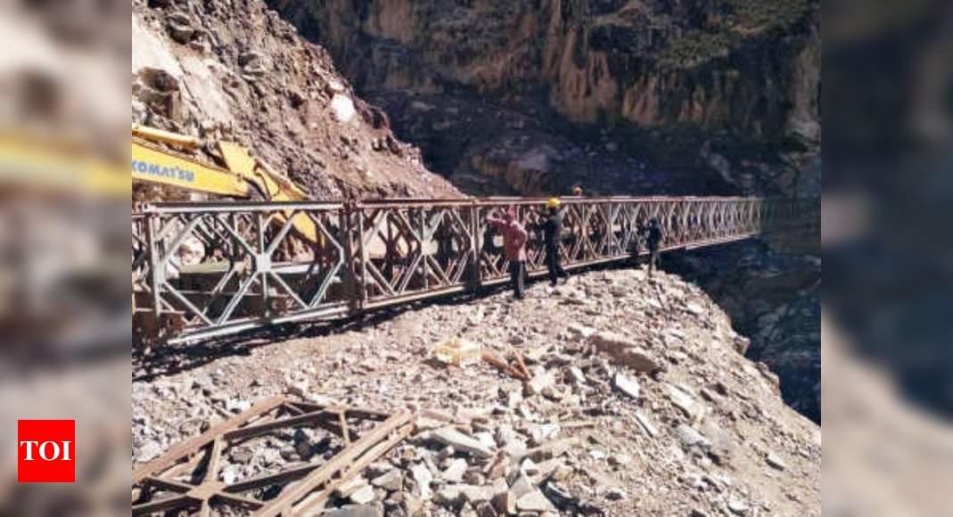 India hits back, says Nepal making baseless claims   India News – Times of India