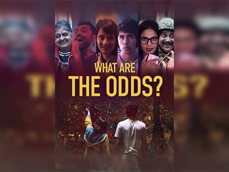 What are the odds? Review: Tries too hard to be whimsical and whacky