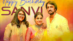 Watch Latest Kannada Music Video dedicated by Kichcha Sudeepa and Priya Sudeepa On the special occassion of there Daughter Saanvi 16th Birthday