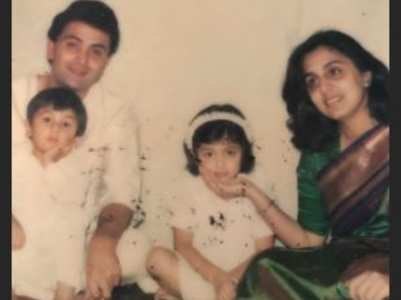 Check out this throwback pic of Ranbir Kapoor